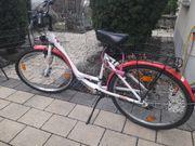 Mädchen Fahrrad Bellini Resi 26