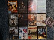 12 verschiedene DVDs und CD