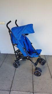 Inglesina Trip Kinderwagen Blau
