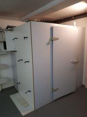 Kühlzelle mit Aggregat
