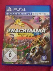southpark und trackmania ps4