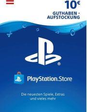 10 PlayStation Network Guthaben