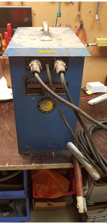 Profischweißgerät 220 V günstig zu