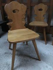 Bauern Stühle