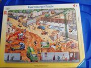 Kinderpuzzle An der Baustelle 38