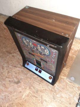Spiele, Automaten - Spielautomat rotamint funktionsfähig