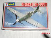 Modellbausatz Revell Heinkel He 100