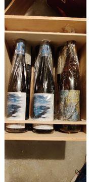 12 Flaschen Weißwein aus den