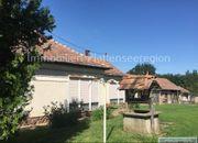 Großes Haus Ungarn Balatonr ruhige