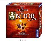 Brettspiel - Die Legenden von Andor