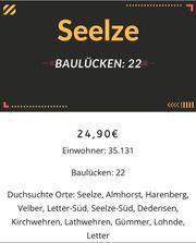 Baulücken in Seelze