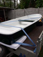 Neues Angelboot ANKA 4