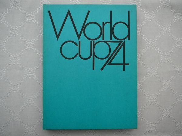 Verkaufe Buch World Cup 74