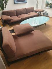 B B Couch und eine