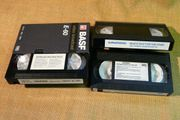 Grundig VHS Test- u Demokassetten
