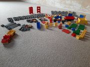 grosses Lego Duplo Paket Eisenbahn