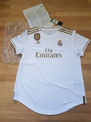 Real Madrid Heimtrikot 2019 20