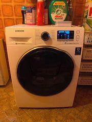 Samsung AddWash Waschtrockner WD5500 WD8AK5A00OW