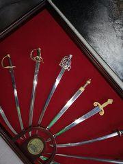 Schwerter aus 2000 Jahren von