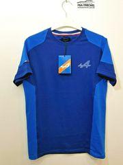 Renault Alpine Herren T-shirt blau