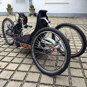 Handbike SOPUR SHARK X Link