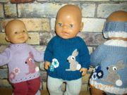 zu Ostern baby Born Puppenkleidung