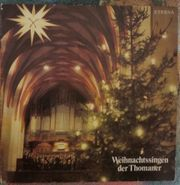 DDR LP Weihnachtssingen der Thomaner