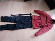 Reserviert Damen Textil Motorrad-Anzug von