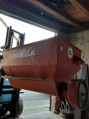 Bütte für Maischewagen Mosella