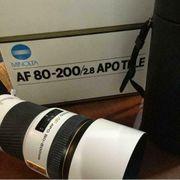 Minolta Af80-200Apo Tele