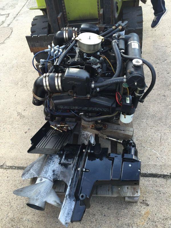 Mercruiser 5 7 V8 mit