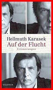 HELLMUTH KARASEK - 4 BÜCHER