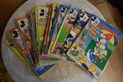 48 Micky Maus Hefte