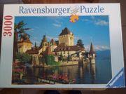 Rarität Ravensburger Puzzle 3000 Teile
