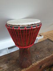 African Djembe Drum Trommel