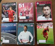 FC Bayern Magazin 2013-2015 komplett