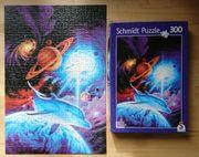 Schmidt Puzzle 55323 Welt der