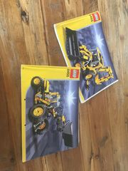 LEGO Technic Serie 8455 Bauanleitungen
