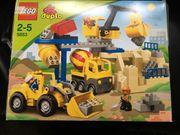 Lego Duplo Steinbruch Baustelle 5653
