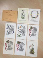 8 Religiöse Postkarten Verlag der
