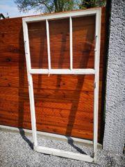 Alte Fenster Deko zu verschenken