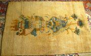 Meditationsteppich Tibet 174x121 antik T106