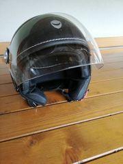 Moped Motorradhelm Jethelm