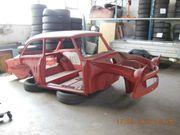 DKW Junior - in Teilen - Chassis