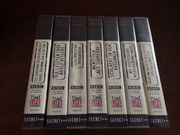 7 VHS-BBC-Kriegs-TIME LIFE-Videos