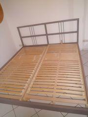 Bett für 2 180cm Gestell