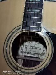 Tausch Pro Martin acoustic guitar