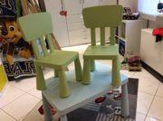 Kindertisch 2 Stühle der Serie