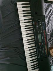 3 tage altes keyboard mit