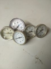 Heizrohre Thermometer